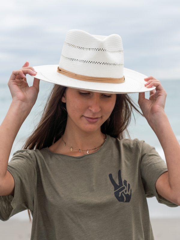 Gigi Ozzy Fedora Hat