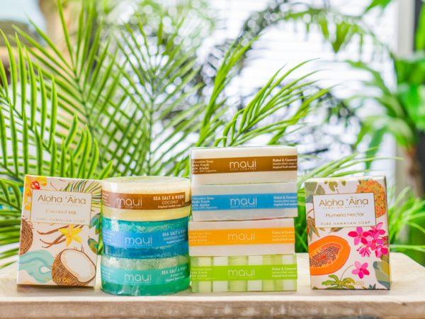 Maui Aloha Bar Soap