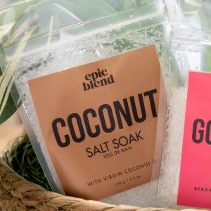 Epic Bath Salt Soaks