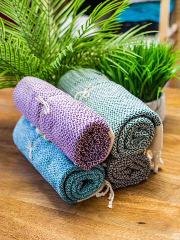 Buldano Turkish Beach Towels