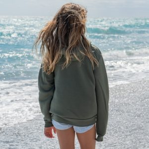 Youth Glassy Waves Pullover Hoodie