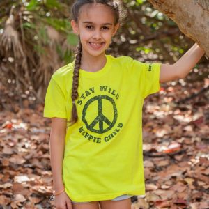 Youth-Stay-Wild-Tee-Yellow2